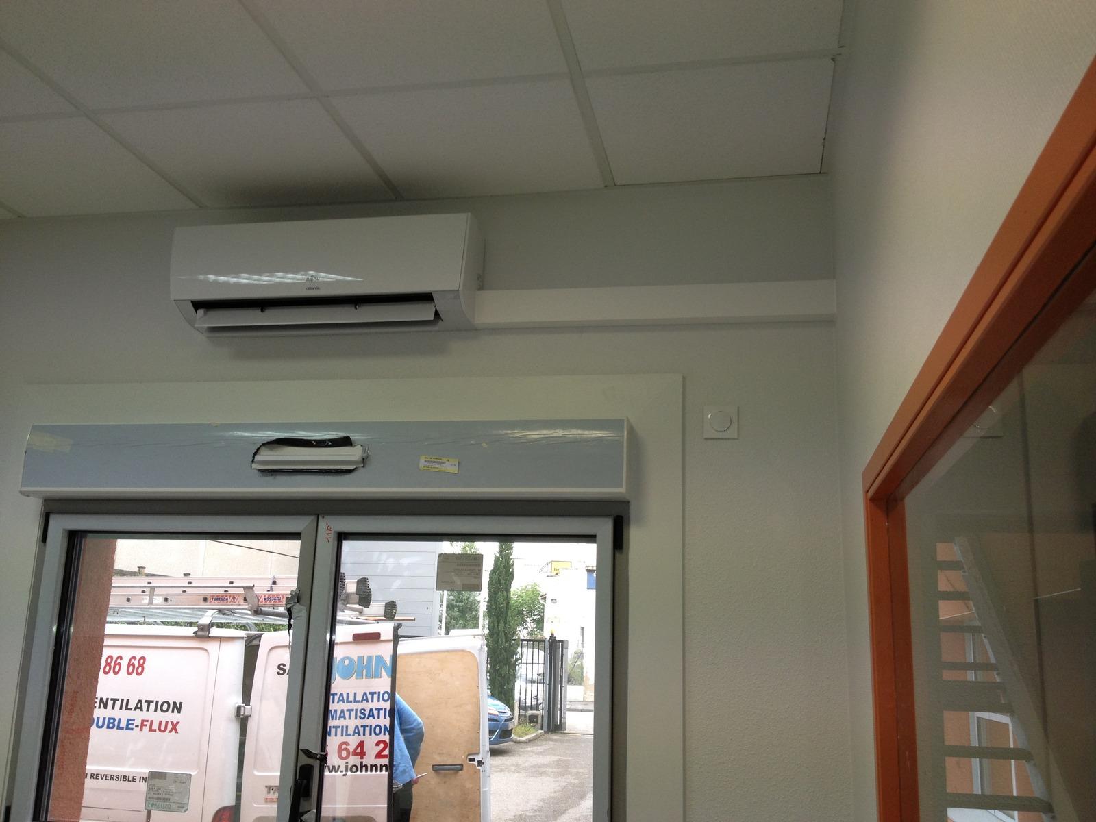 Installer Une Clim Réversible se rapportant à climatisation réversible chaponost : climatisation - johnny clim